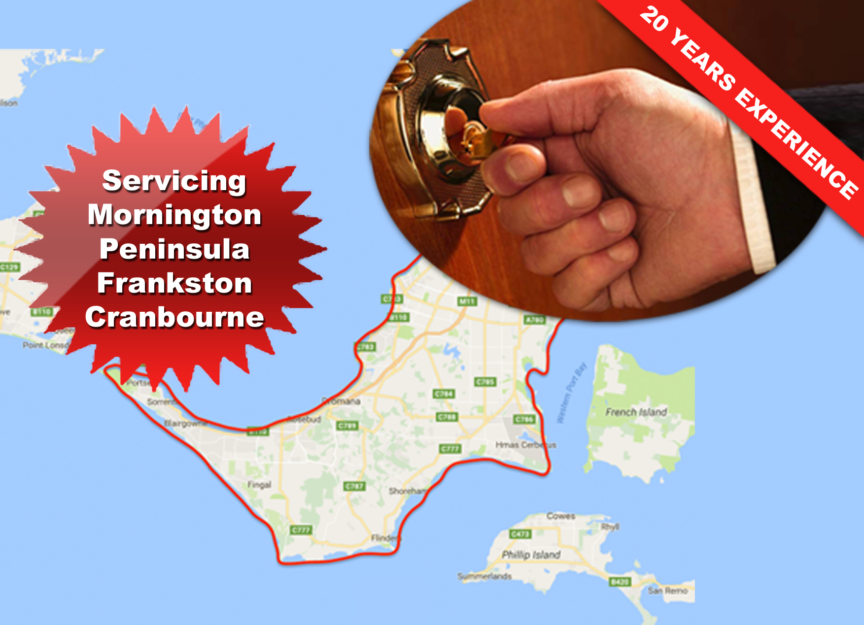 locksmith frankston